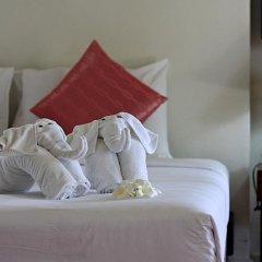 Отель Lamai Wanta Beach Resort 3* Номер Делюкс с различными типами кроватей фото 7