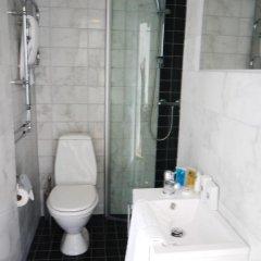 Отель Villa Vega Apartments Швеция, Лунд - отзывы, цены и фото номеров - забронировать отель Villa Vega Apartments онлайн ванная