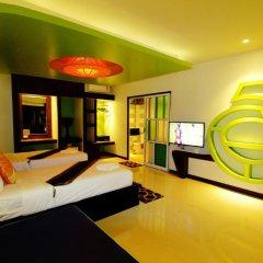 Отель AC 2 Resort 3* Номер Делюкс с различными типами кроватей фото 35
