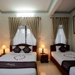Отель Magnolia Garden Villa 2* Номер Делюкс с различными типами кроватей фото 8