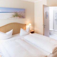 Hotel Leipzig City Nord by Campanile 3* Стандартный номер с различными типами кроватей фото 11