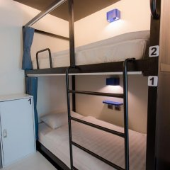 Bearpacker Patong Hostel Номер Делюкс фото 4