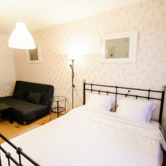 Апартаменты Apartments Marusia na Avtozavodskom Shosse 39 комната для гостей фото 4