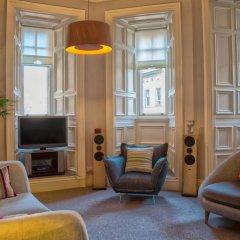 Отель West George Street Apartment Великобритания, Глазго - отзывы, цены и фото номеров - забронировать отель West George Street Apartment онлайн комната для гостей фото 5