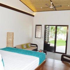 Отель Mantaray Island Resort 3* Вилла с различными типами кроватей