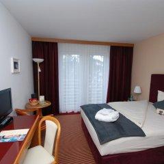 HK-Hotel Düsseldorf City 3* Стандартный номер с различными типами кроватей фото 4
