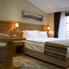 Отель Art Nouveau Galata 3* Люкс повышенной комфортности с различными типами кроватей фото 10