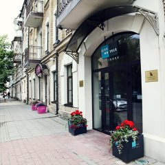 Отель City Hotels Algirdas Литва, Вильнюс - 6 отзывов об отеле, цены и фото номеров - забронировать отель City Hotels Algirdas онлайн парковка
