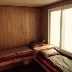 Отель Bong House Стандартный номер с 2 отдельными кроватями (общая ванная комната) фото 3
