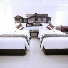 Отель Ta Residence Suvarnabhumi 3* Люкс