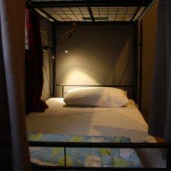 Mr.Comma Guesthouse - Hostel Кровать в общем номере с двухъярусной кроватью фото 19