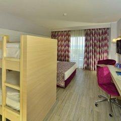 Sunmelia Beach Resort Hotel & Spa Турция, Чолакли - 3 отзыва об отеле, цены и фото номеров - забронировать отель Sunmelia Beach Resort Hotel & Spa - All Inclusive онлайн комната для гостей фото 11