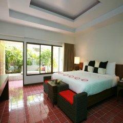 Отель Beyond Resort Krabi 4* Коттедж с различными типами кроватей фото 4