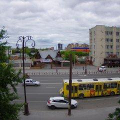 Апартаменты на Республики 86 Тюмень парковка
