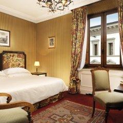 Отель Helvetia & Bristol Firenze Starhotels Collezione 5* Стандартный номер