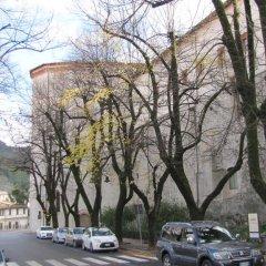 Отель Domus Adria Сполето парковка