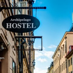 Archipelago Hostel Old Town Кровать в общем номере фото 6