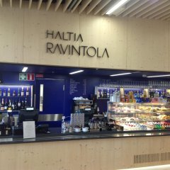 Отель Solvalla Sports Institute гостиничный бар