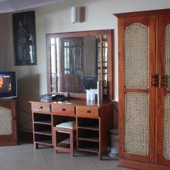 Отель Warahena Beach Hotel Шри-Ланка, Бентота - отзывы, цены и фото номеров - забронировать отель Warahena Beach Hotel онлайн удобства в номере фото 2