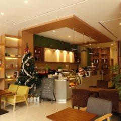 Отель 7Days Inn Shenzhen Xilin Metro Station Шэньчжэнь питание