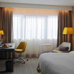Отель Crowne Plaza Belgrade 4* Улучшенный номер с различными типами кроватей фото 3