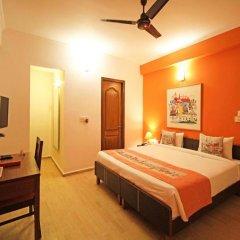 Hotel Unistar сейф в номере