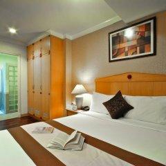 Отель Admiral Suites Sukhumvit 22 By Compass Hospitality 4* Улучшенная студия фото 2