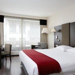 Отель NH Brussels Stéphanie 4* Стандартный номер с различными типами кроватей фото 2