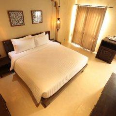 Отель Dewan Bangkok 3* Улучшенный номер с различными типами кроватей фото 11