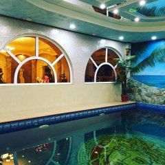 Гостиница Калипсо в Астрахани отзывы, цены и фото номеров - забронировать гостиницу Калипсо онлайн Астрахань бассейн фото 2