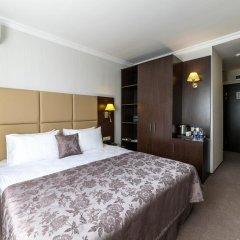 Гостиница Салют 4* Номер Делюкс с разными типами кроватей