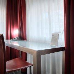 Hotel Aaron 3* Стандартный номер с двуспальной кроватью фото 16