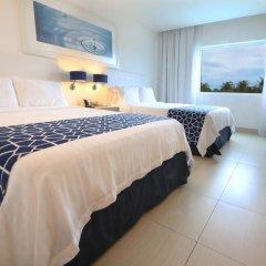 Отель Holiday inn Acapulco La Isla 3* Люкс с различными типами кроватей фото 6