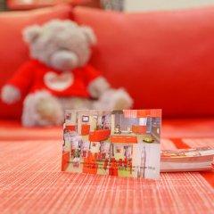 Апартаменты Red Bus Apartment na Mira детские мероприятия фото 2