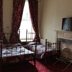 Отель Caravel Guest House Великобритания, Эдинбург - отзывы, цены и фото номеров - забронировать отель Caravel Guest House онлайн комната для гостей фото 3