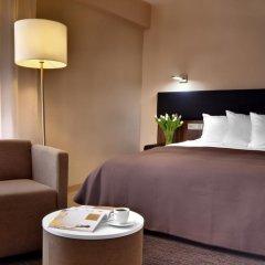 Hotel Moderno 4* Улучшенный номер с различными типами кроватей