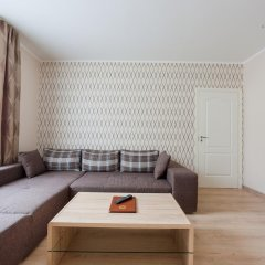 Апартаменты Delta Apartments - Town Hall комната для гостей фото 4