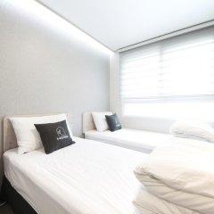 K-Grand Hotel & Guest House Seoul 2* Стандартный номер с 2 отдельными кроватями фото 2