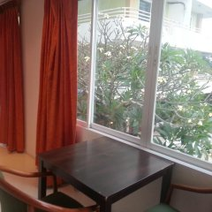 Отель Jada Beach Residence 3* Апартаменты с различными типами кроватей фото 15