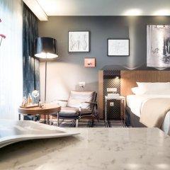 Radisson Blu Royal Hotel Brussels 4* Стандартный номер с различными типами кроватей