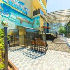 Гостиница Катран в Анапе отзывы, цены и фото номеров - забронировать гостиницу Катран онлайн Анапа бассейн фото 3