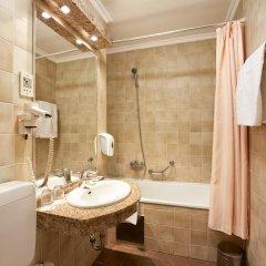Erzsebet Hotel City Center ванная