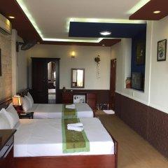 Sunny B Hotel 2* Стандартный семейный номер с двуспальной кроватью фото 2