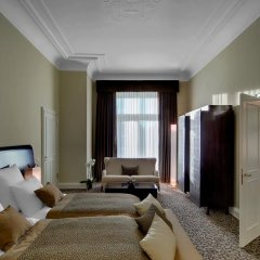 Hotel Atlantic Kempinski Hamburg 5* Улучшенный номер разные типы кроватей фото 2