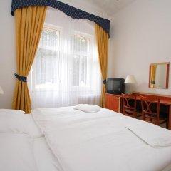Отель Villa Gloria 2* Стандартный номер с различными типами кроватей фото 5