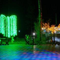 Гостиница Оазис в Лесу бассейн