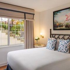 Отель Milo Santa Barbara 3* Стандартный номер с различными типами кроватей фото 2