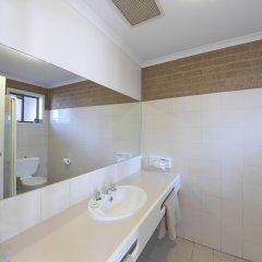 Отель Bendigo Central Deborah 3* Стандартный номер с различными типами кроватей фото 3