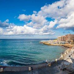 Отель Ta' Karmni пляж фото 2