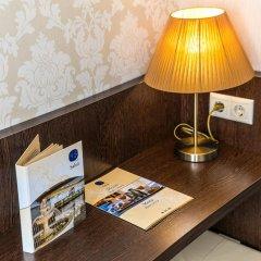 Гостиница Салют 4* Номер Делюкс с разными типами кроватей фото 4